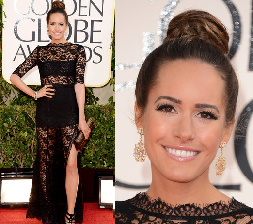 Louise Roe Golden Globes